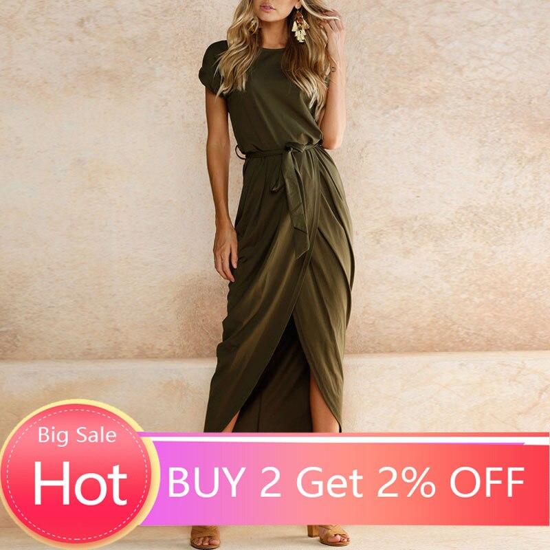 Cute Casual Looks Slim Party Dress