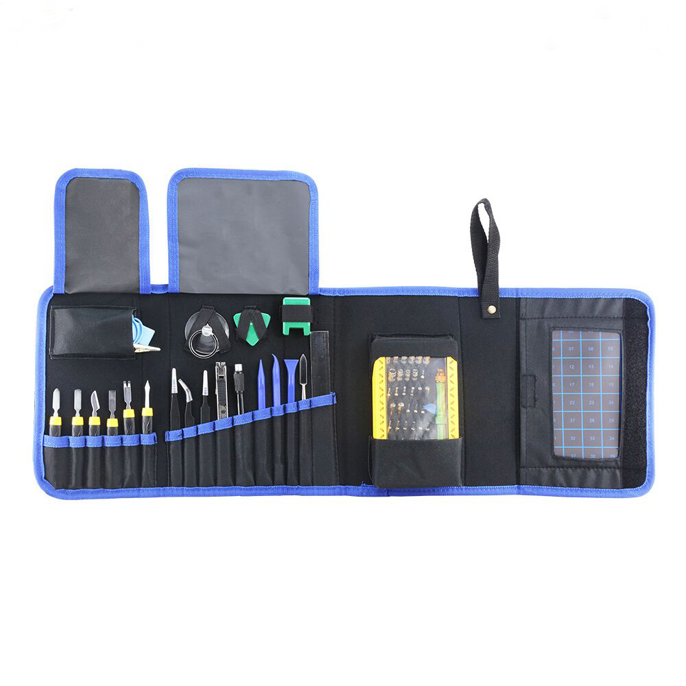 67 in 1 Multi-purpose Toolkit Mobile Smart Phone Repair Tool Kit For Iphone Watch Tablet PC Hand Tools Set BST-118