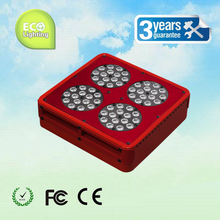 Best Apollo 4 LED grow light 300W full spectrum lamp for agriculture greenhouse grow tent box