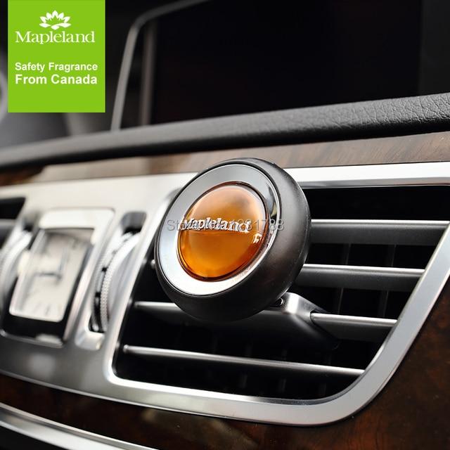Mapleland Luxury Car Outlet Perfume Car Car Perfume Fragrance Car