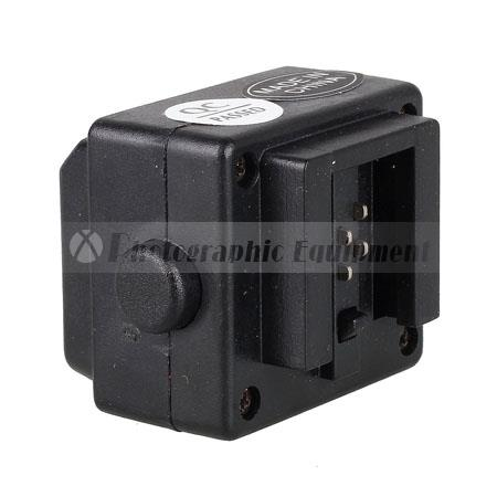 Flash De caméra Adaptateur De Griffe pour Canon Nikon Yongnuo Speedlite pour SONY Minolta A350 A550 A560 A700 A900 A77 (HD-N3)