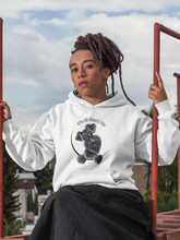 Schnauzer Hoodie Black It S All About Me Hoodies Red XXL Women Cotton Sweet Long-sleeve Pullover