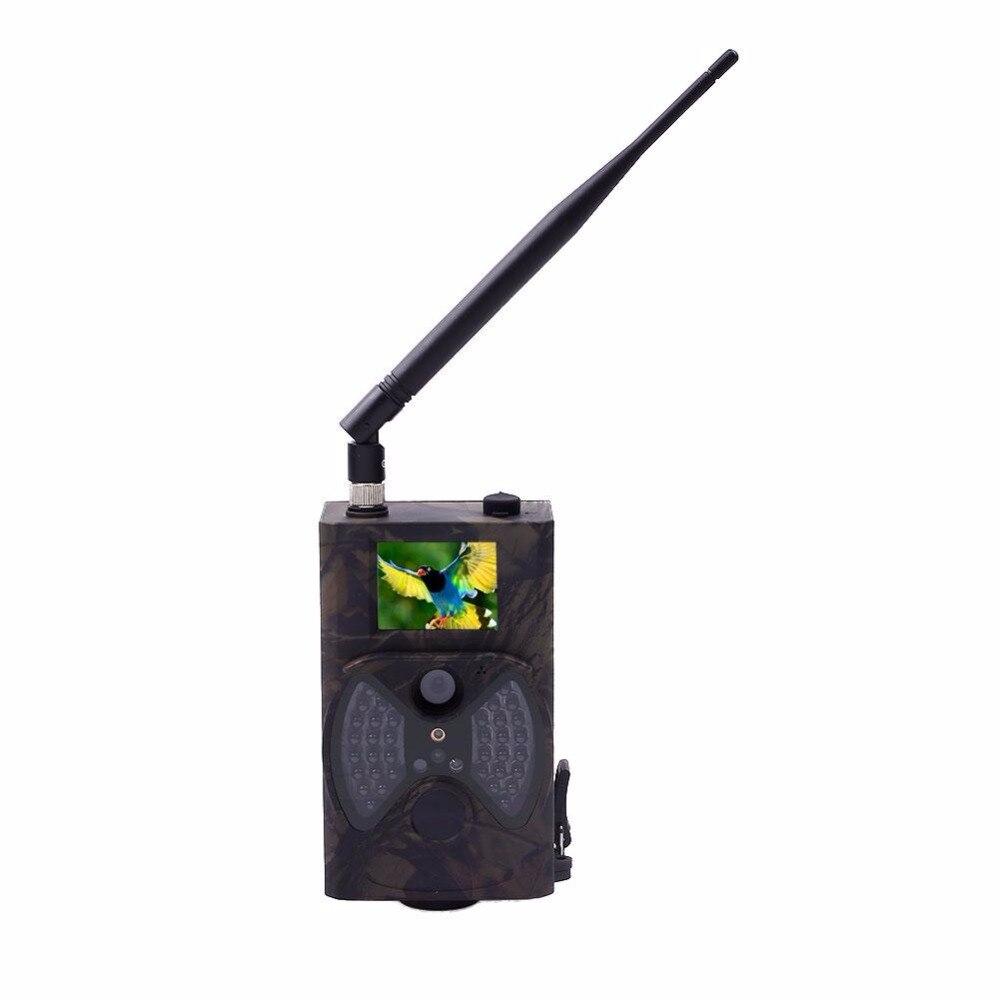 1080P HD Hunting Camera HC-300M 940NM Video gprs Wildlife Trail Camera 12MP GPRS MMS EMAIL Scouting Game Camera Trail Camera hd 12mp trail camera 1080p video