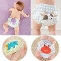 Inteligente Bebé Potty Training Pantalones de Algodón Bebé Pantalones de Entrenamiento para Niños de 10 Meses a 2 T
