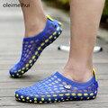 Fashion garden mules clogs men lovers' unisex beach rubber resin Clogs sandals wholesale dropship Detachable Massage Beach shoes