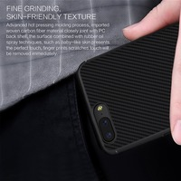 One Plus 5 A5000 Case Cover Nillkin Synthetic Fiber Oneplus 5 Case Oneplus 5t Case Carbon