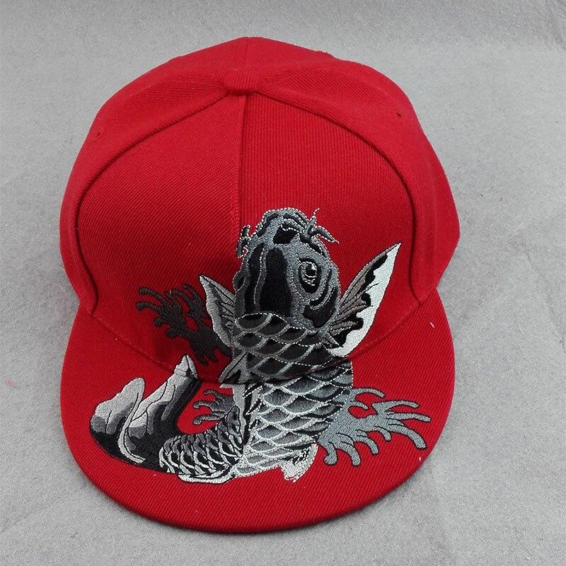 OZyc 2017 mada medvilnės mulisha beisbolo kepurės vyrų plokščia - Drabužių priedai - Nuotrauka 5