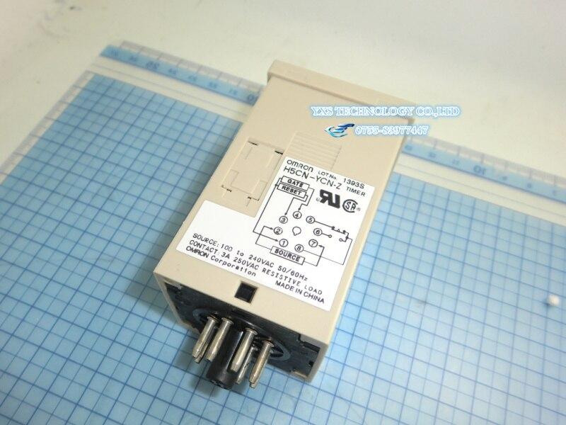 The digital time relay H5CN-YCN-Z 3A H5CN-YCN-Z time relay h5cn xbn z