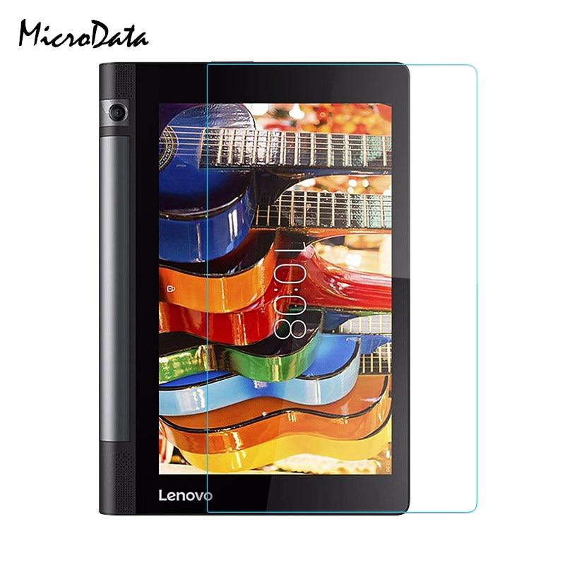 Gehärtetem Glas Für Lenovo Yoga Tab 3 10 10,1 8,0x50 Mt X50f Pro Plus X90f X90l X703f Yt3-850f Yt3 850l M Tisch Bildschirm Protector Duftendes In Aroma