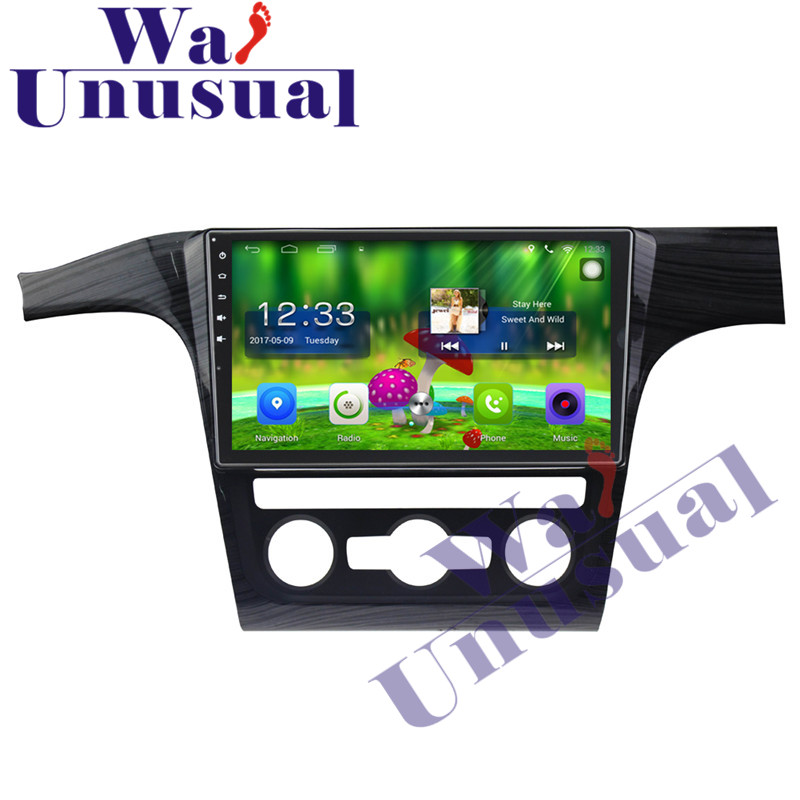 Free Shipping 10.1 Android 6.0 Car Video Player For Volkswagen Passat 2011-2015 GPS Navigation with BT WIFI 3G HD 1024*600 Maps