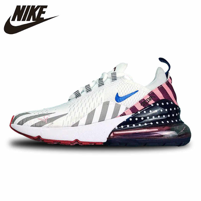 Nike Parra X Nike Air Max 270 Rainbow Park Running Shoes For Men And Women AH6789 020 36 44