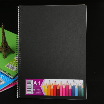 A3 A4 A5 blank sketchbook diary For Drawing Graffiti Painting Art supplies Spiral Notebook sketch book Office School Supplies a5 blank sketchbook diary drawing graffiti painting kraft sketch book 80 sheets spiral notebook paper office school supplies