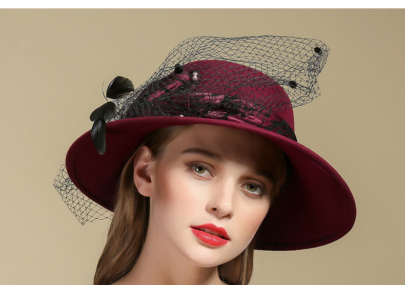 1 fedora hat for woman