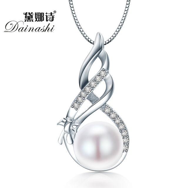 Dainashi Amazing Price 925 Sterling Silver Jewelry High Quality Luster Natural P