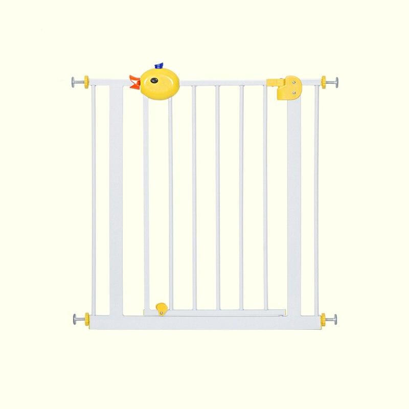Babysafe child gate baby stair fence pet fence isolating valve dog grid railing pet attire sparkles dog collar 8 12in pink