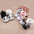 New Arrivel Winter Newborn Baby Cartoon Boots Infant Toddler Panda Sheep Boots Shoes