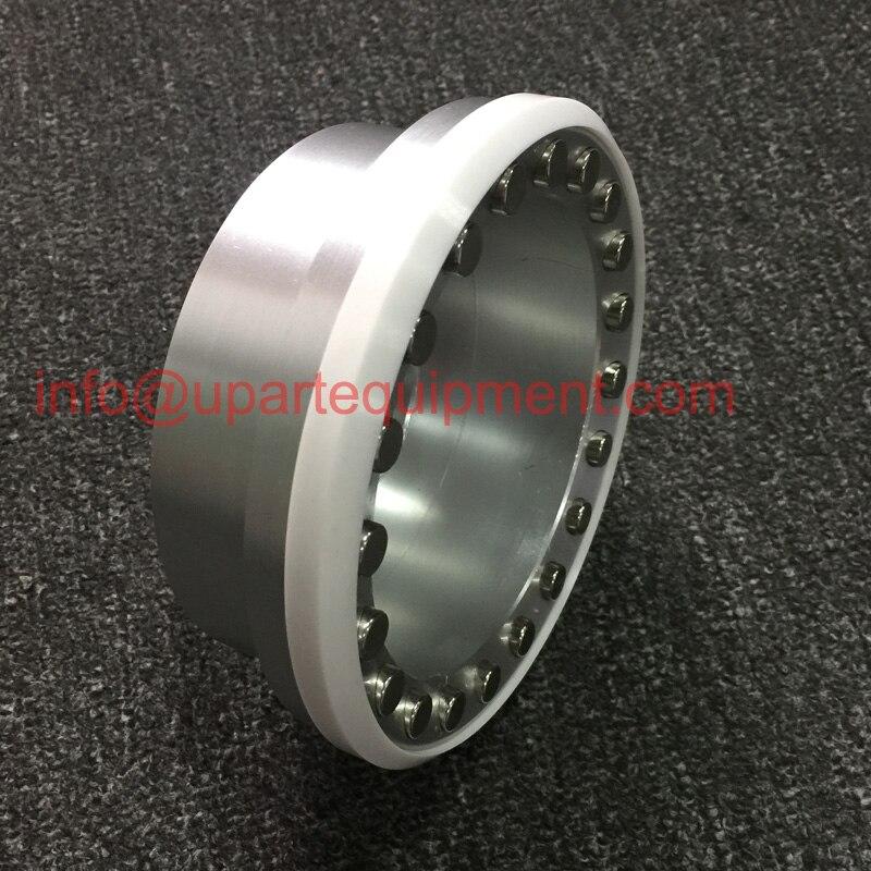 Diametro di 150 millimetri pad inchiostro da stampa tazza con anello in ceramicaDiametro di 150 millimetri pad inchiostro da stampa tazza con anello in ceramica