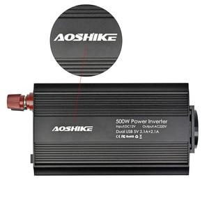 Image 5 - AOSHIKE onduleur de puissance USB 4,2a