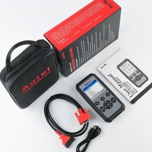 Image 5 - Autel Maxilink ML609P Auto Diagnostic Tool Code Reader OBD2 Code Scan Tool Uitzicht Freeze Frame Data Diagnostic Tool Auto Scanner