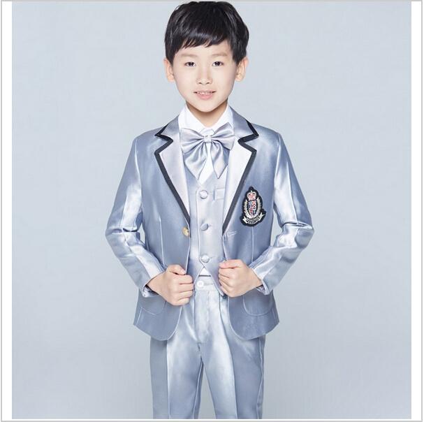 Tailored made Latest jacket pantsdesign Boy Tuxedos Fashional ...