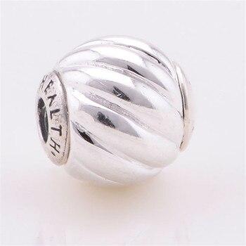 b92d5f888687 CKK cuentas Heath esencia encantos de plata de Ley 925 se adapta a la  esencia de la colección pulsera de cuentas para la fabricación de joyas