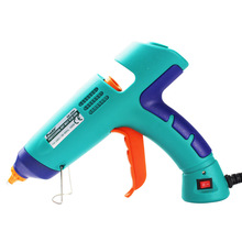 GK-390H 80W/GK-389H 100W Professional High Temp Hot Melt Glue Gun Graft Repair Heat Pneumatic DIY Tools