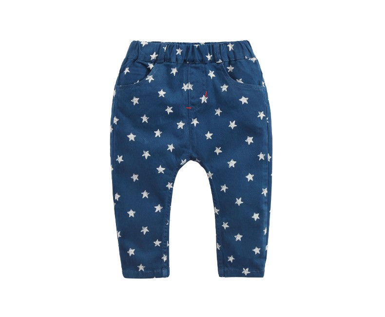 sale! Free shipping 2018 new spring autumn cool boys baby infant cotton casual pants, baby Haren satr trousers