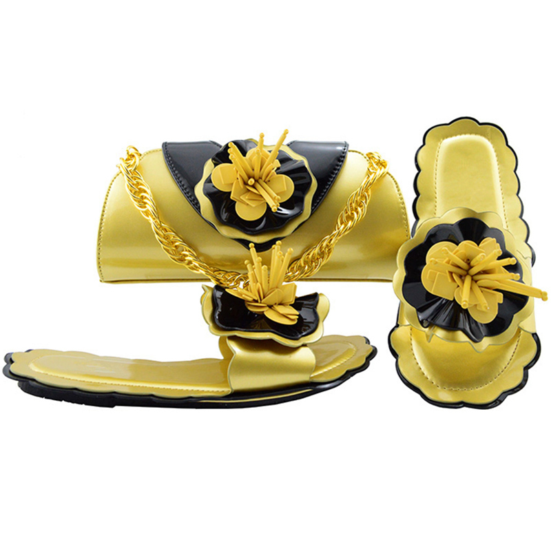 Hochzeit teal purpurrot Blau Taschen wein königliches Schwarzes Sets Nigerian Party Frauen fuchsia Zu rot Neue Schuhe Set Entsprechen Und Tasche Ankunft Verkauf Pumpen gold qvwgHHa