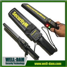 Best metal detector in china ! 2Hand Held Metal Detector Security