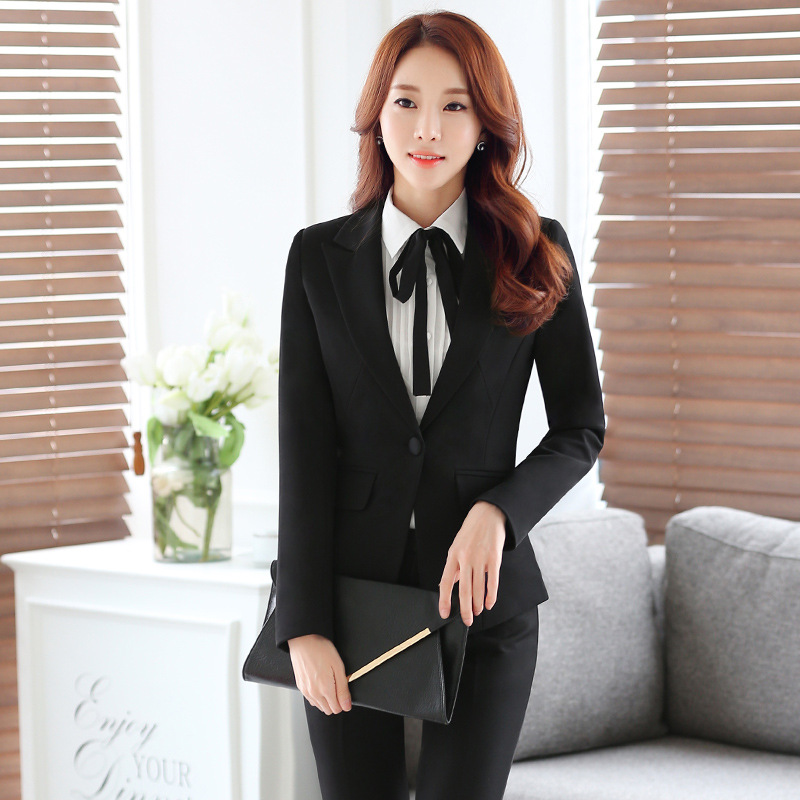 Womens sexy interview suits, post your own nude pictures