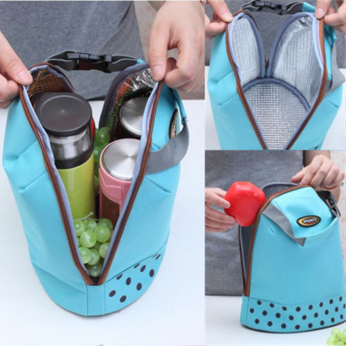 Travel Baby Bebe Mommy Bag Food Organizer Insulated Diaper Bags For Mom Cooler Carry Bags Bento Cool Cooler Lunch Box Handbag