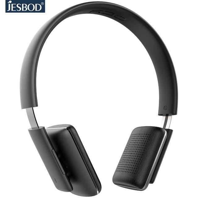 Jesbod QCY50 headband Wireless Bluetooth Headphones BT 4.1 Version HiFi Stereo Bluetooth Headset built-in microphone for calls
