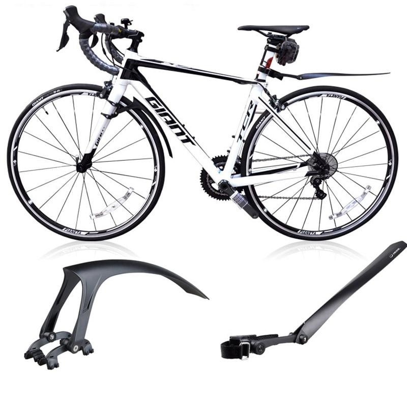 guardabarros delantero y trasero para bicicletas de 26 ajustable 2 piezas YYCFB Guardabarros para bicicleta de monta/ña 27,5 y 29 pulgadas
