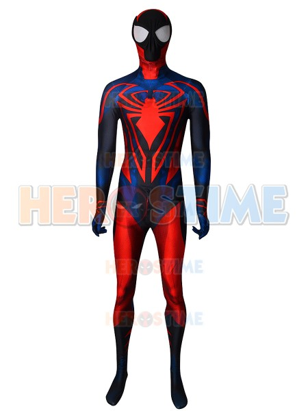 PS4 Spider-man Cosplay Costume 3D Print Spandex Spider Suit Bodysuit Halloween