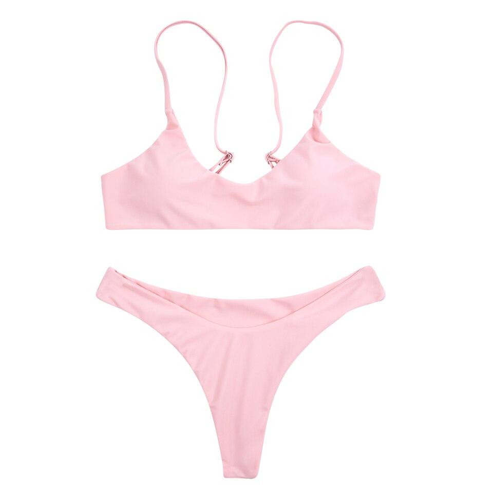 HTB1.TCUfL9TBuNjy0Fcq6zeiFXaa COSPOT Bikini 2019 Sexy Women Swimwear Brazilian Bikini Push Up Swimsuit Solid Beachwear Bathing Suit Thong Biquini Bikini Set