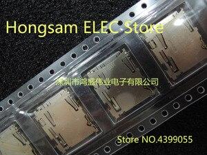 Image 1 - (10PCS)(20PCS)(50PCS)(100PCS) Original DM3AT SF PEJM5 DM3AT SF PEJM5 microSD Card Connectors
