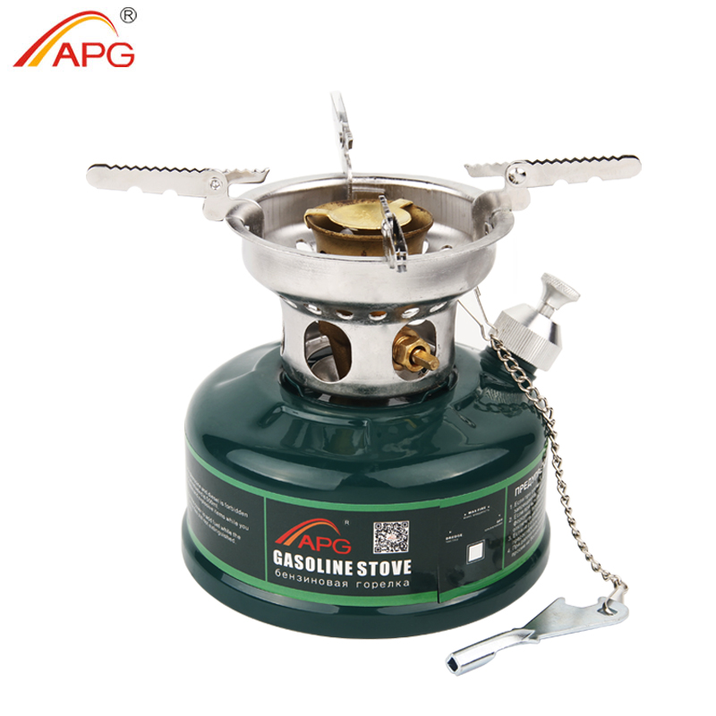 APG Outdoor Gasoline Stove 500ml Oil Stove Burners Camping Equipment fire maple outdoor gasoline stove burners portable oil