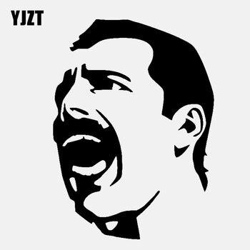 57x93 cm Sticker Freddie Mercury