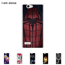 For ZTE Blade L2 5.0 inch Solf TPU Silicone Case Mobile Phone Cover Bag Cellphone Housing Shell Skin Mask DIY Customized(China)