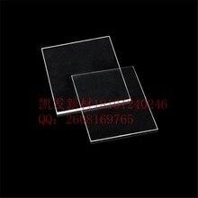 Único cristal de safira Square-Al2O3 substrate-5.0mm * 5.0mm * revestimento 0.7mm-Window film-Epitaxial-único polimento