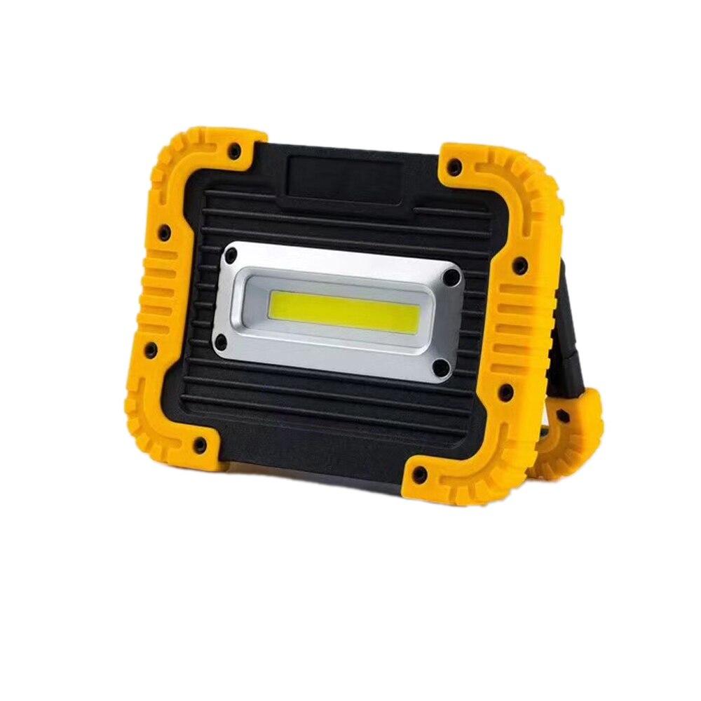 20 Вт LED Кемпинг Фонари Перезаряжаемые Отдых на природе света COB LED 750 люмен Портативный прожектор PowerBank лампы для Пеший туризм палатка свет