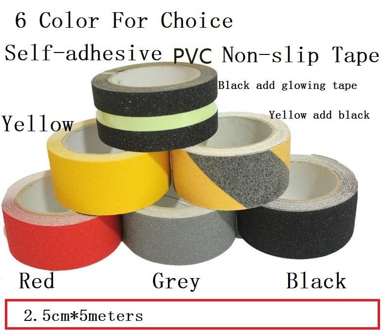 5CM×5M Glow In The Dark Safety Warning Anti-skid Anti Slip Tape Sticker Outdoor