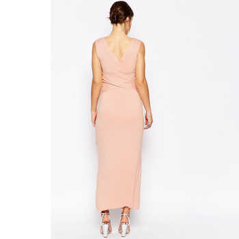 Summer V-Neck Maternity Maxi Dress Pregnant Women Long Evening Party Prom Dress Gown Nice Pregnancy Vestidos Maternity Clothes