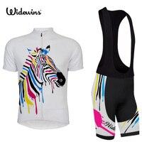 Widewins Brand Cycling Jersey Horse Pro Team Bike Jersey Shirt Mtb Bicycle Cycling Clothing Roupa Ropa