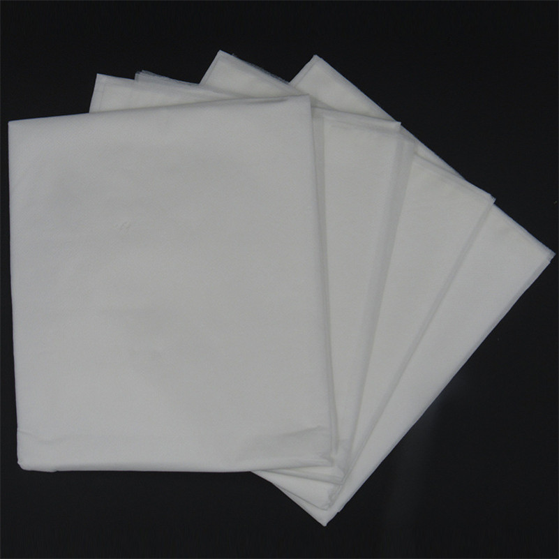 Tattoo Bedsheet 10pcs/lot Special Non-Woven Bed Pad Beauty Salon SPA Dedicated Disposable Medical Massage 180cm*80cm 100x white disposable hair dust net caps stretch non woven bouffant spa tan cap