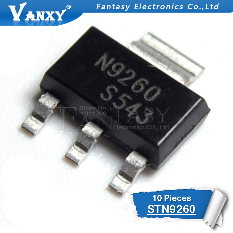 10PCS STN9260 SOT-223 9260 SOT223 N9260 SOT