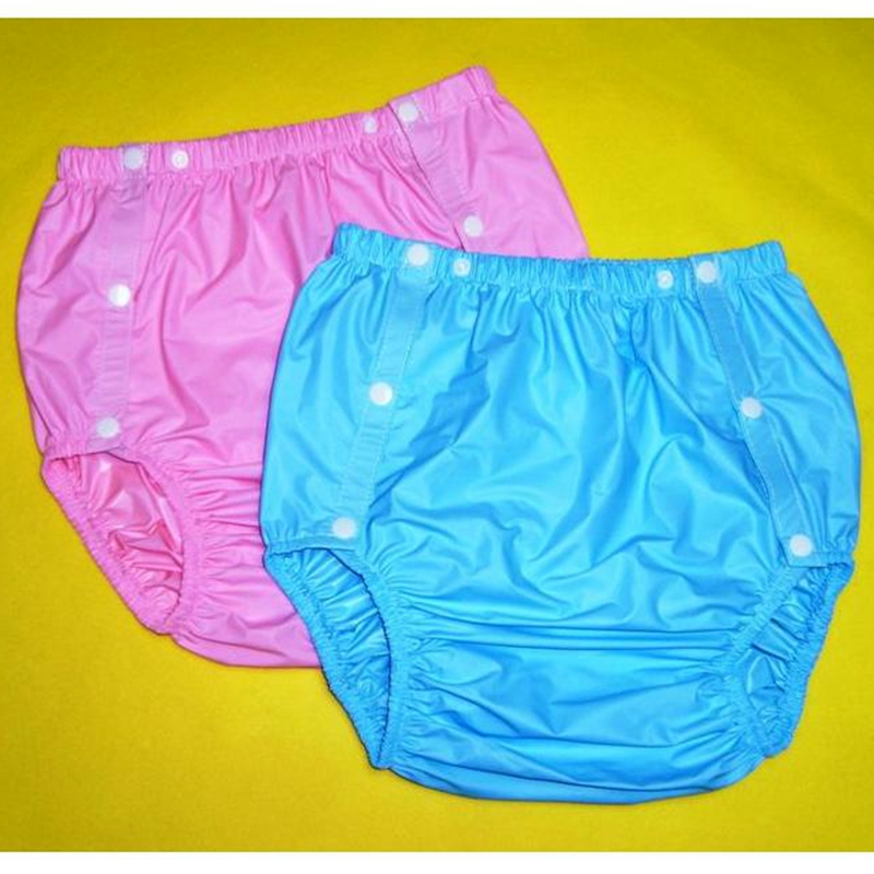 Free Shipping FUUBUU2203-2PCS Adult Diapers Non Disposable Diaper Incontinence Pants For Adults