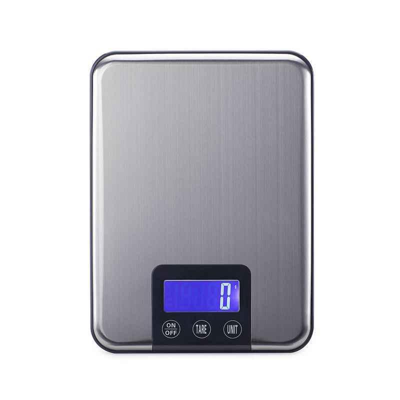 SN/_ LN/_ 10kg//1g Stainless Steel LCD Digital Multifunctional Food Weighing Scal