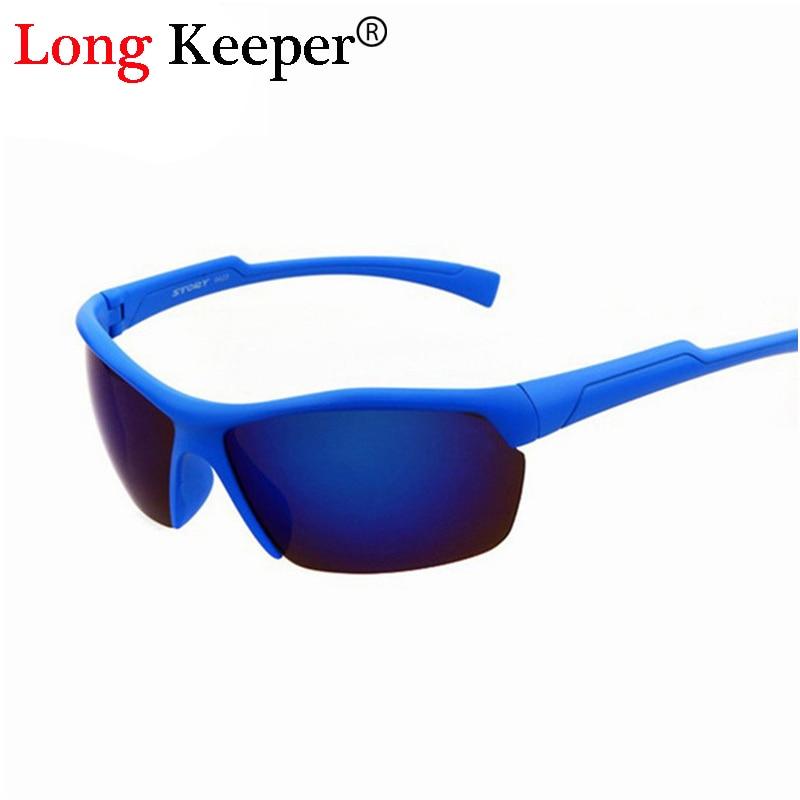Long keeper design da marca óculos de sol do esporte ciclismo óculos da moda  óculos de sol sem aro semi uv 400 eyewares com long keeper logo 053319a4d3