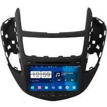 Winca S160 Sistema Android 4.4 Jefe Unidad de DVD Del Coche GPS Sat Nav para Chevrolet Trax 2013-2014 con Eifi/3G Radio Estéreo